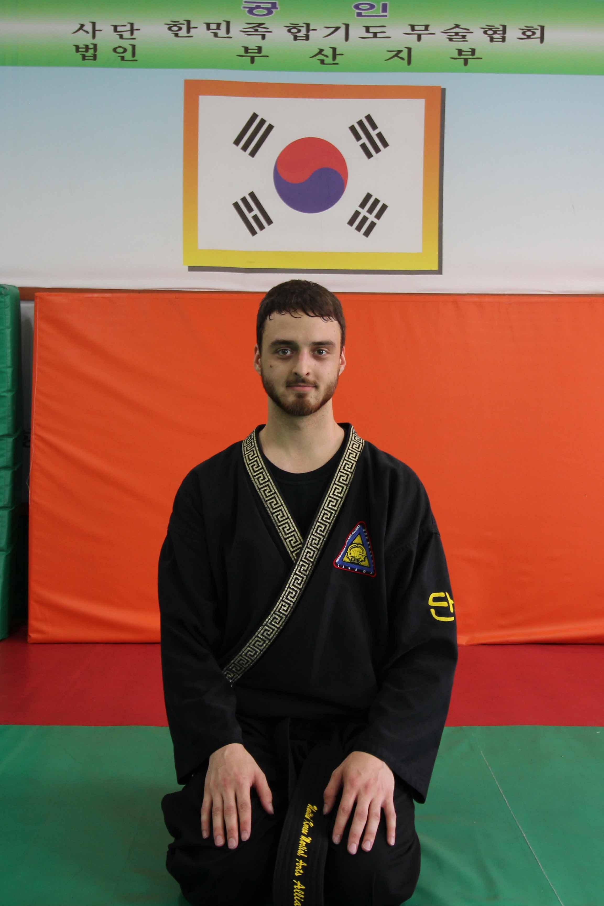 Head instructor Alex St-Amant.